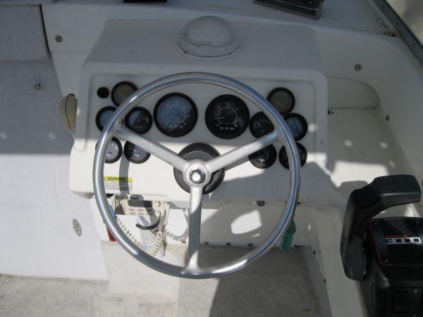 Helm w/ newer gauges
