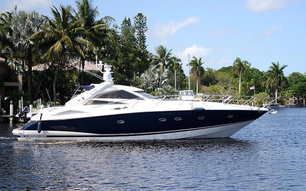 Sunseeker Portofino 53' Sunseeker Motor Yacht ANDIAMO