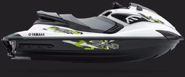 Yamaha FZS (SVHO)