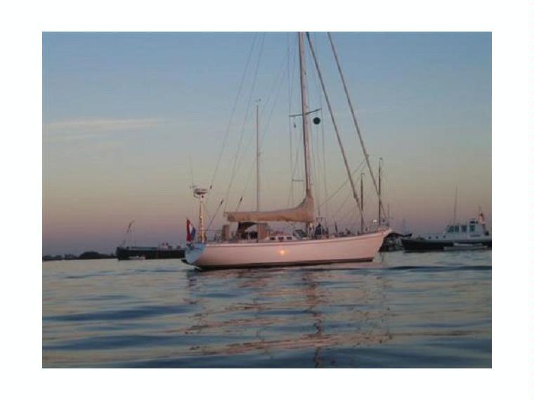 Hutting Yachts Hutting Koopmans 40
