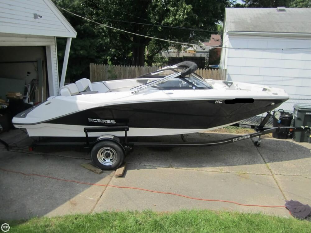 Scarab 215 HO 2014 Scarab 215 HO for sale in Saint Clair Shores, MI