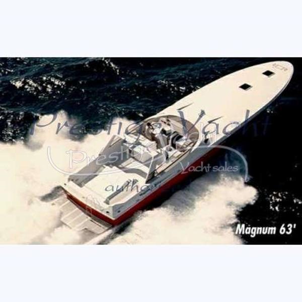 Magnum 63 Magnum marine 63