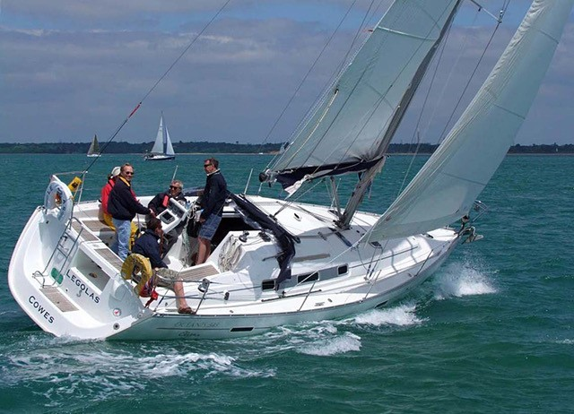 Beneteau Oceanis Clipper 343 Beneteau Oceanis 343 Clipper For Sale - sailing