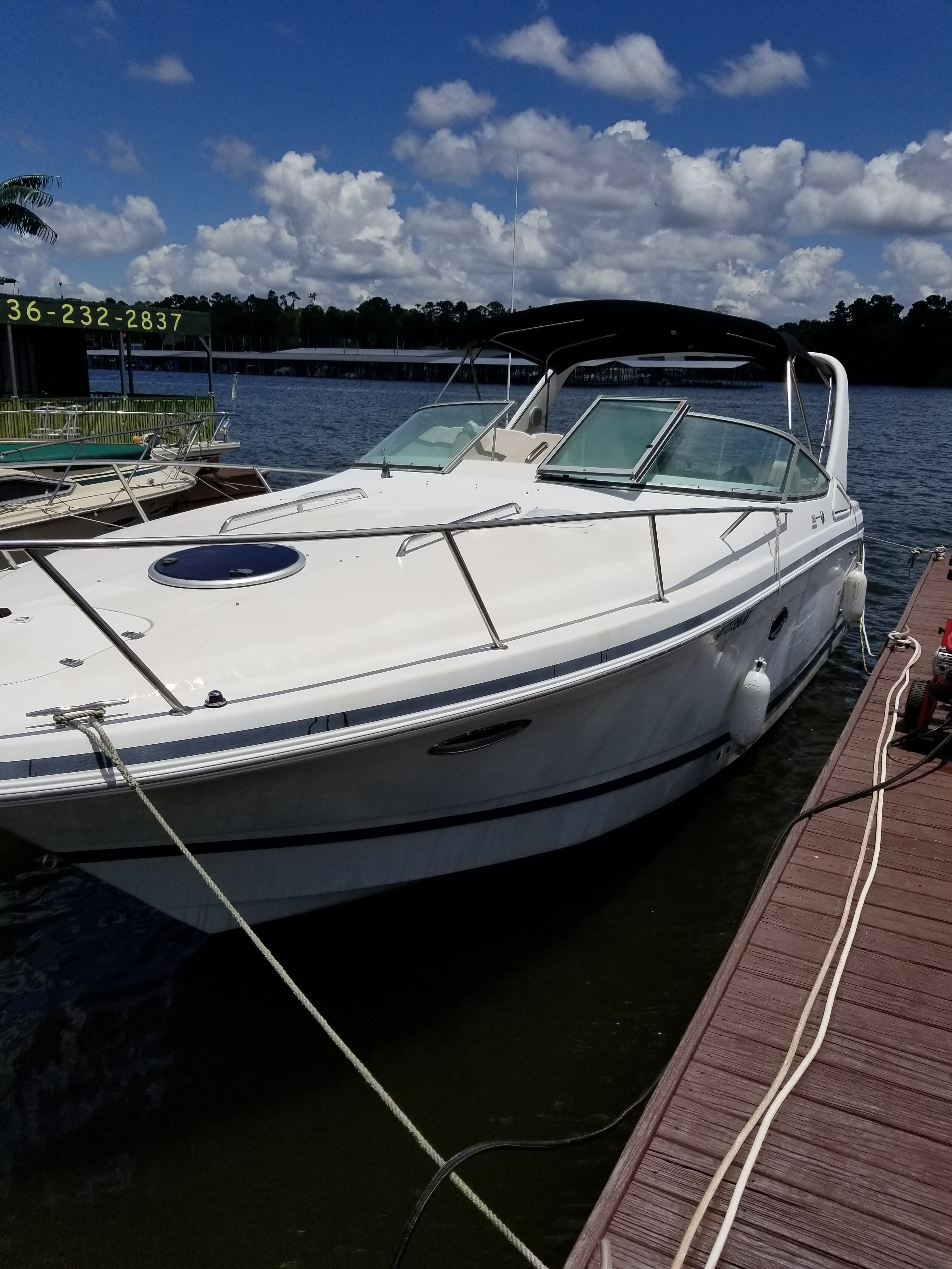 Chris craft 308 express cruiser boats for sale for Chris craft express cruiser for sale