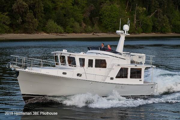 Helmsman Trawlers 38E