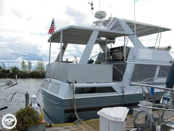 Marinette 41 Flybridge 1988 Marinette 41 Flybridge for sale in Bayfield, WI