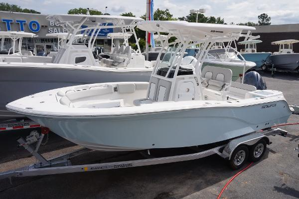 Sea Fox 228 Commander