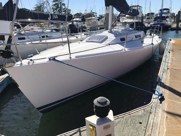 J Boats J/105