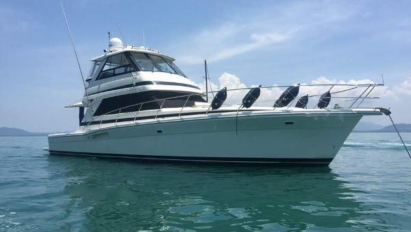 Riviera 48 Enclosed