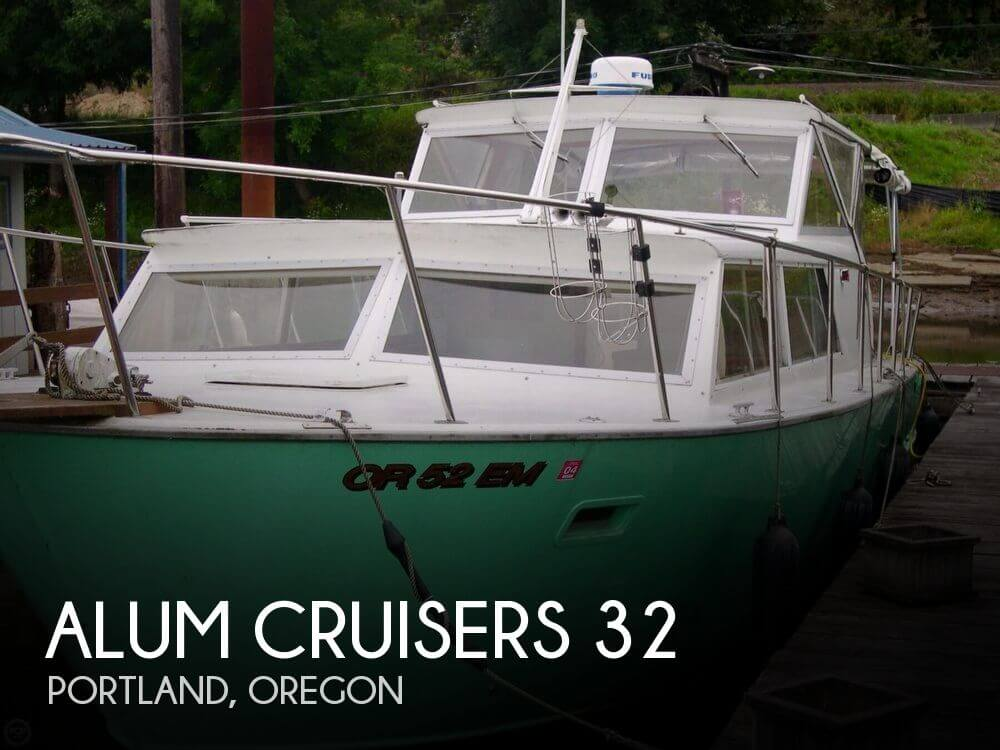Marinette Marinette Express - 32 1971 Aluminum Cruisers 32 for sale in Portland, OR
