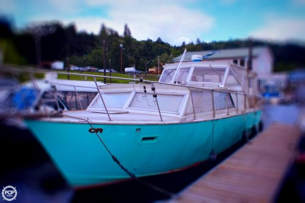 Marinette 32 ( Marinette ) 1971 Aluminum Cruisers 32 ( Marinette ) for sale in Portland, OR