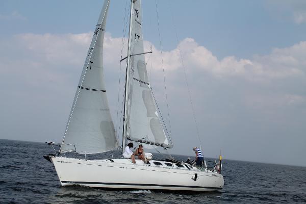 Beneteau First 41