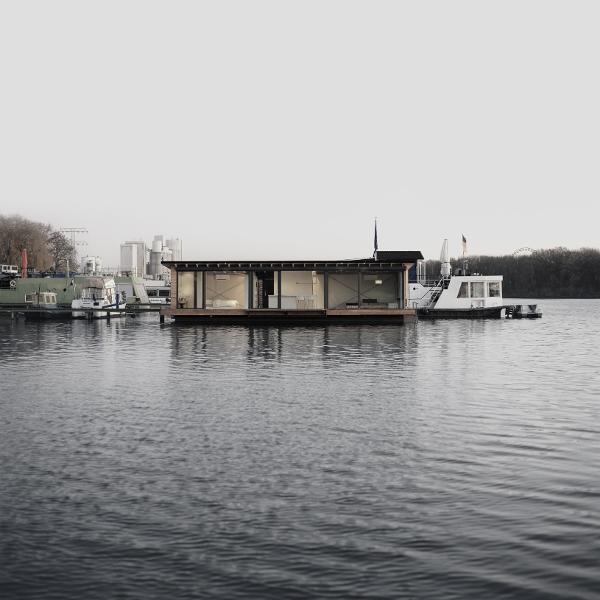 Custom Andere Modernes Hausboot 1-WelcomeBeyond-ModernBoat