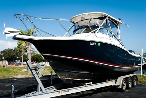 Scout Boats 280 Abaco