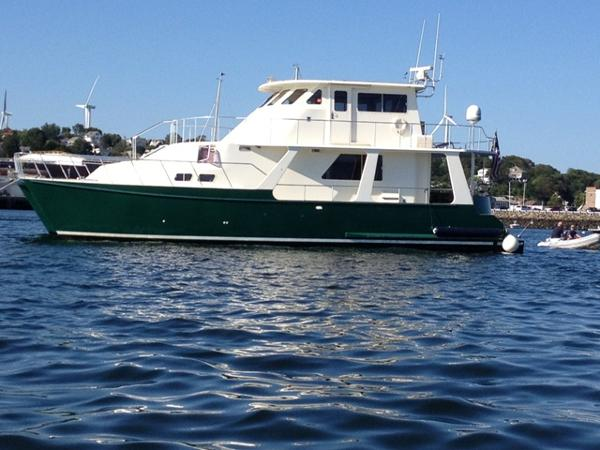 54' Crosswater port profile