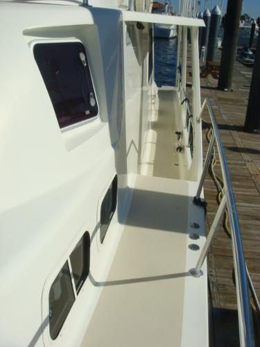 54' Crosswater port side deck photo1