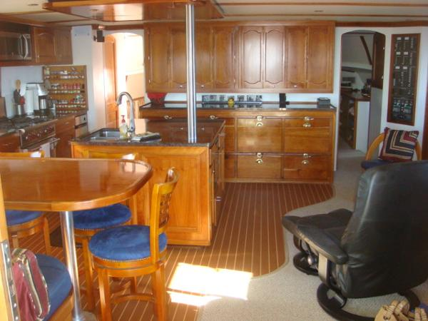 54' Crosswater salon forward
