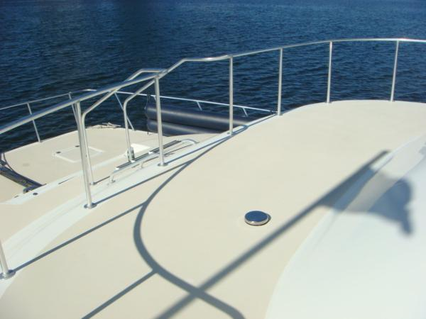 54' Crosswater upper deck forward