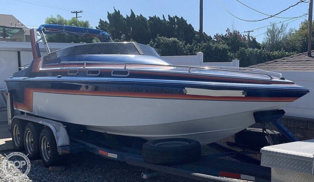 Carrera Boats 236 Classic 1988 Carrera 236 Classic for sale in Whittier, CA