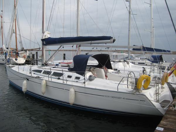 Jeanneau Sun Odyssey 43