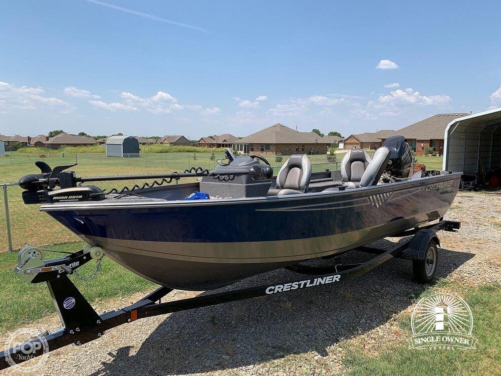Crestliner 1650 Discovery 2017 Crestliner 1650 Discovery for sale in Guthrie, OK