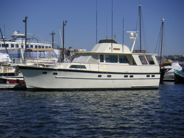 Hatteras 50 Motoryacht Photo 1