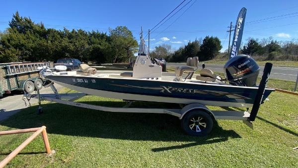 Xpress H20B Redfish Package