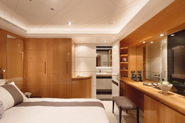 VIP Guest Stateroom #1