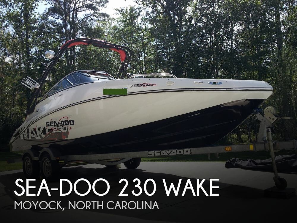 Sea-Doo 230 Wake 2011 Sea-Doo 230 WAKE for sale in Moyock, NC