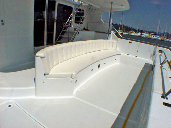 Cal Deck Seating