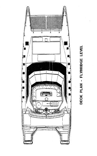 Layout - Flybridge