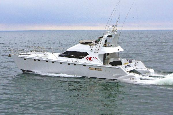 Awesome Boats - New Zealand Custom Power Catamaran MY