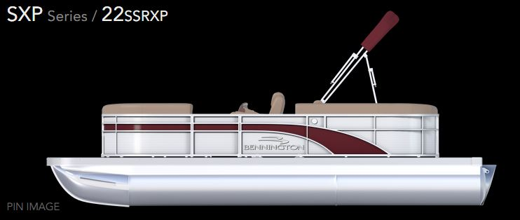 Bennington 22 SSRX - Premium