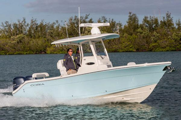 Cobia 240 Center Console Manufacturer Provided Image