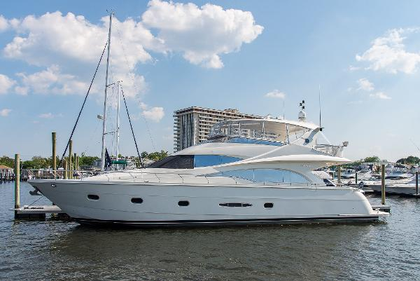 "Marquis Motor Yacht 2005 65'  Marquis ""Lyric IV"" Profile"