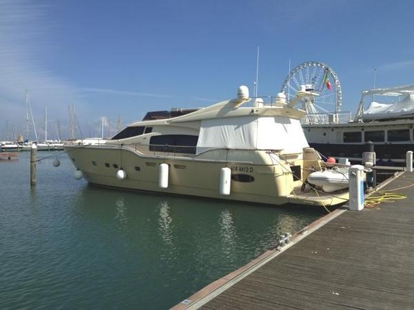 Ferretti Yachts Altura 690 Ferretti Altura 690