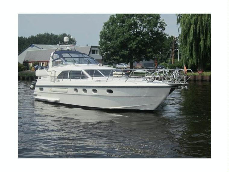 Atlantic Motor Yachts Atlantic 444/Nieuw aanbod!