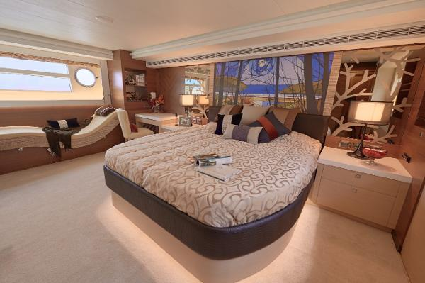 Master Stateroom A