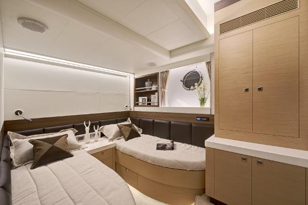 Twin Guest Stateroom B