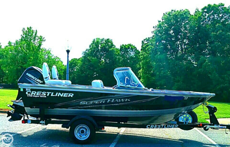 Crestliner 1750 Super Hawk Fish n' Ski 2013 Crestliner 1750 Super Hawk Fish n' Ski for sale in Fort Mill, SC
