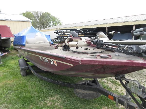 Alumacraft 170 competitor Owners manual