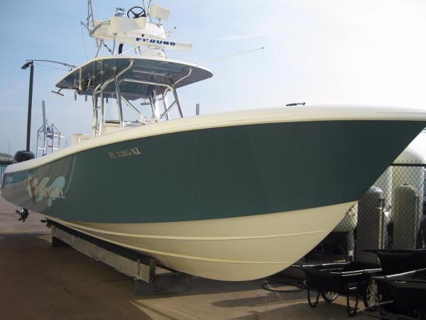 Bluewater Sportfishing 3550