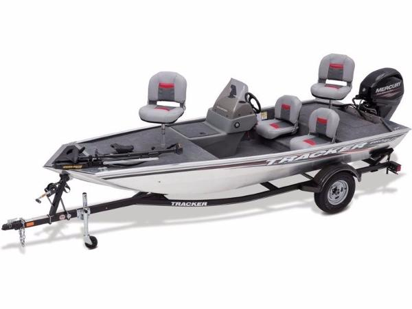 Tracker Pro 160 With trailer