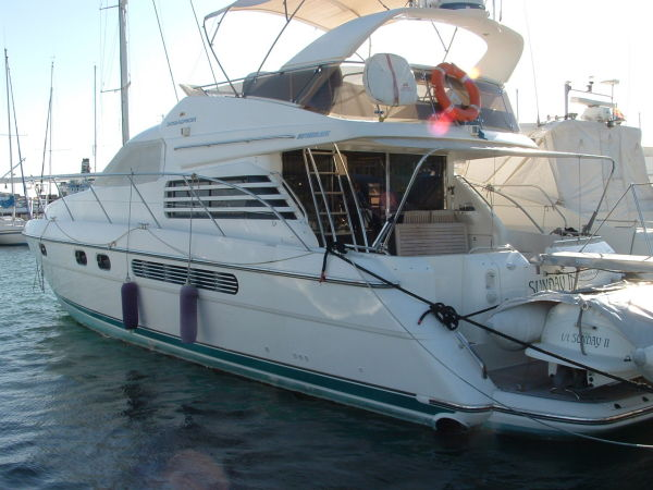 Fairline Squadron 50 Photo 1