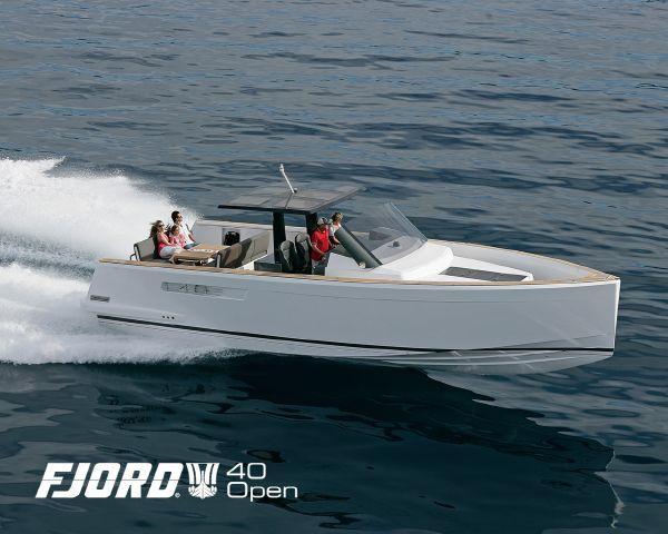 Fjord 56' Open
