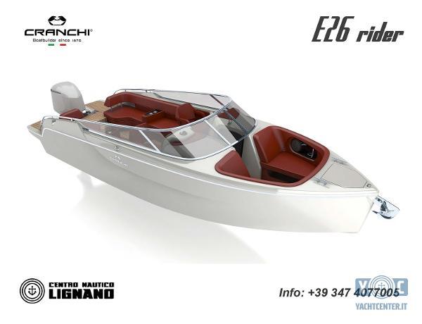 Cranchi E 26 Rider PRESENTAZIONE PROGETTO E26  RIDER_Pagina_06
