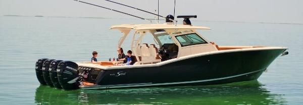 Scout Boats 420 LXF