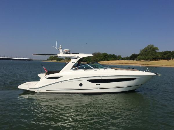 Sea Ray 350 SUNDANCER-SD