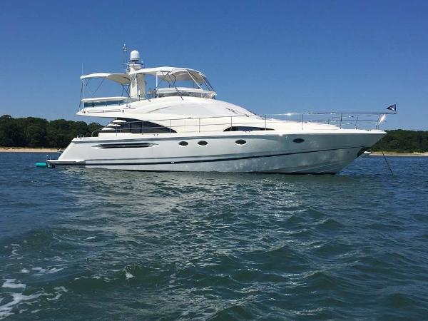 Fairline Squadron 58 Profile