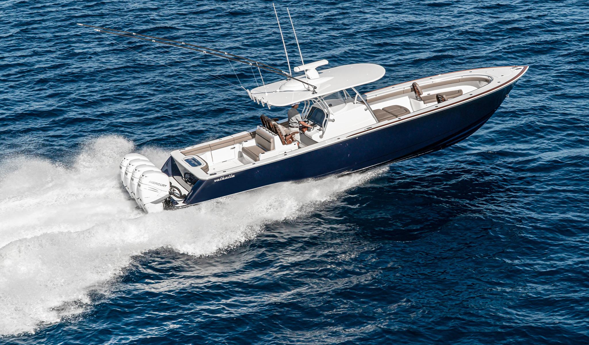 Valhalla Boatworks V-41 Valhalla V41